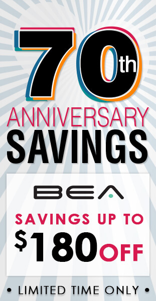 70th Anniversary Savings!