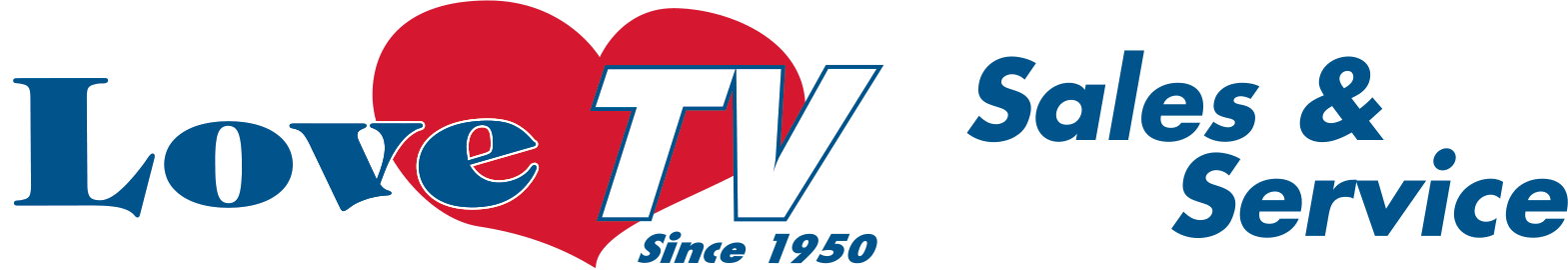 Love TV Sales & Service Logo