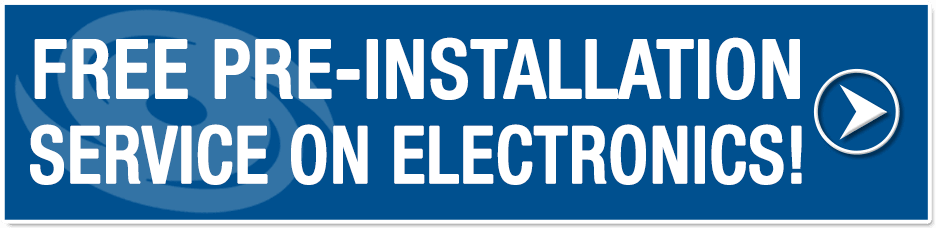 Free Pre-Installation Services on Electronics