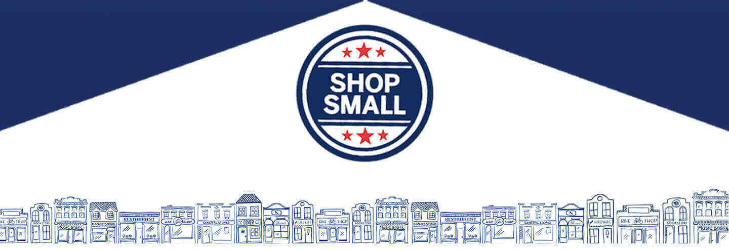Avoid the Mall, Shop Small!